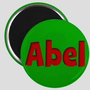Abel Green and Red Magnet