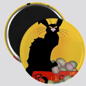 Happy Easter - Le Chat Noir Magnets