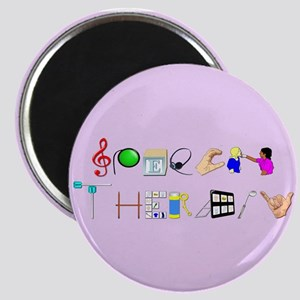 Speech Therapy Magnets