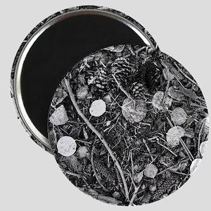 Litter crop for duvet Magnet