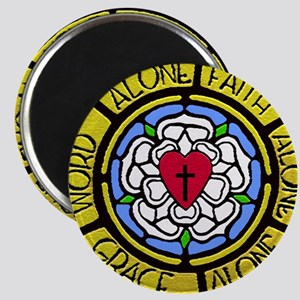 Grace Faith Word License Plate Magnet