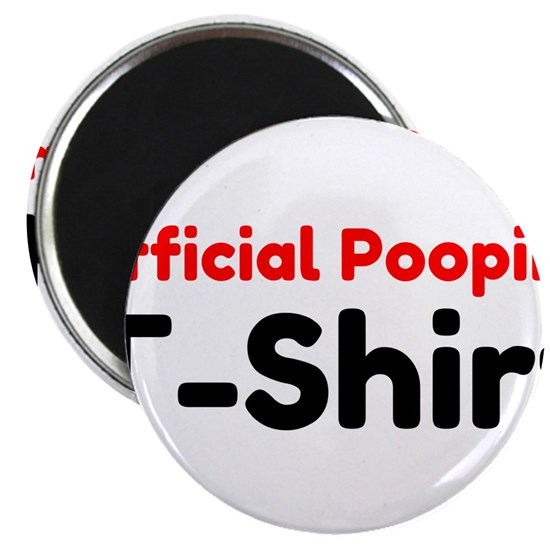 Official Pooping Shirt
