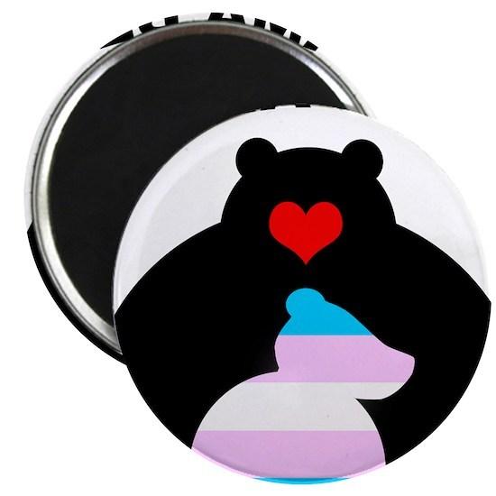 0b49c846 Mama Bear Trans Magnet Mama Bear Trans Magnets by Mama Bear Market ...