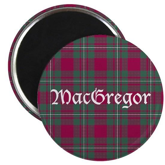 Tartan - MacGregor