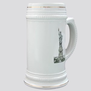 Statue of Liberty Stein