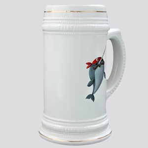 Pirate Narwhals Stein
