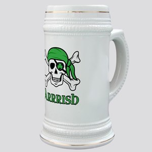 Irish Pirate Stein