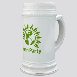 The Green Party Stein