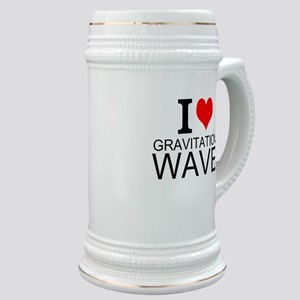 I Love Gravitational Waves Stein