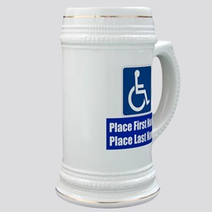 Handicapped Disabled Stein