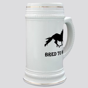 Bred To Win Horse Racing Stein