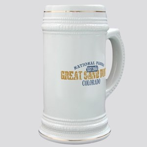 Great Sand Dunes Colorado Stein