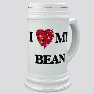 I Love MY Bean Stein
