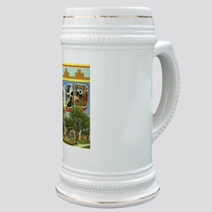Greetings from New Mexico Stein