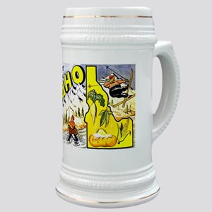 Idaho State Greetings Stein
