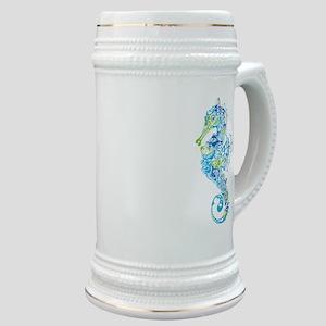 Fancy Seahorse Stein