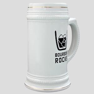 Bourbon Rocks Stein
