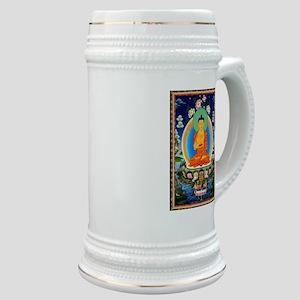 Tibetan Thangka Prabhutaratna Buddha Stein