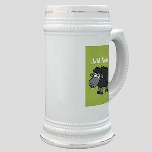 Black Sheep Add Name Lime Stein