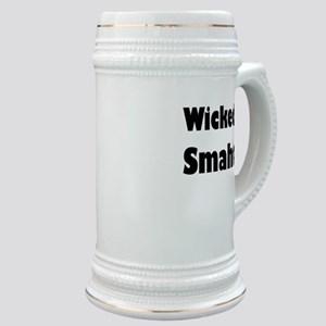 Wicked Smaht Stein
