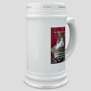 Cat Meme Stein
