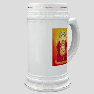 Big Happy Buddha Stein