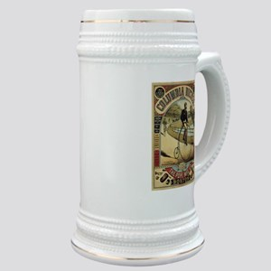 Vintage poster - Columbia Bicycle Stein