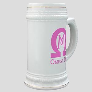 Omega MU - Pink - Stein