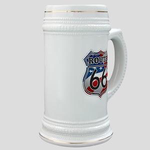Route 66 Stein