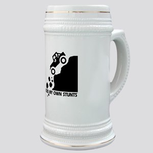 Hill Jeep I Do My Own Stunts Stein