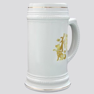 Year Of The Dog 2018 Chinese New Year Symbol Stein
