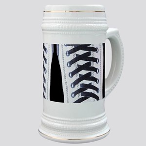 Black and White Sneaker Shoes Stein