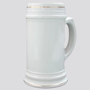 Masonic Square and Compass Stein