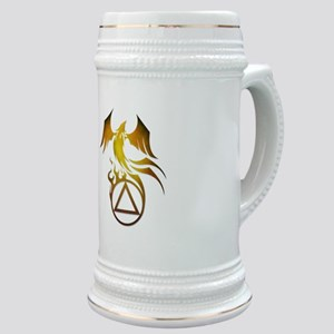 A.A. Logo Phoenix - Stein
