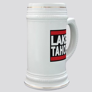 lake tahoe red Stein