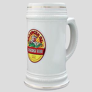 Ethiopia Beer Label 4 Stein