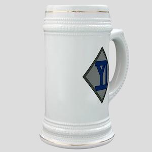 26th Infantry Yankee Div Stein