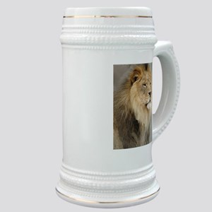 Lion Lovers Stein