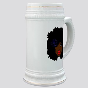 BrownSkin Curly Afro Natural Hair???? PinkLi Stein