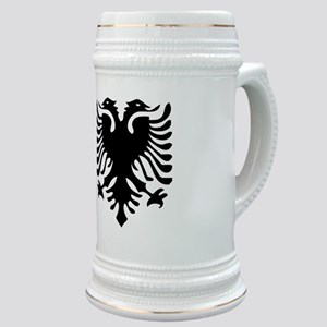 Albanian Eagle Stein