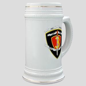 SSI - 1st Battalion - 3rd Marines Stein