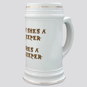 If She's a Jeeper Stein