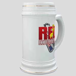 RED: Dog Tags Stein