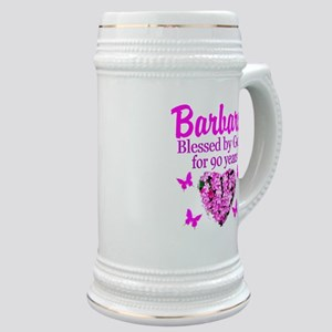 BLESSED 90TH Stein