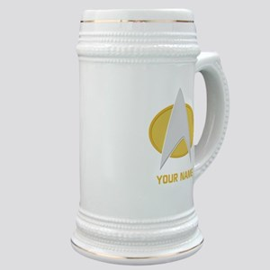 Star Trek: The Next Generation Emblem Stein