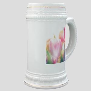 Beautiful Tulips Stein