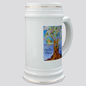 Tree of Life Design Stein