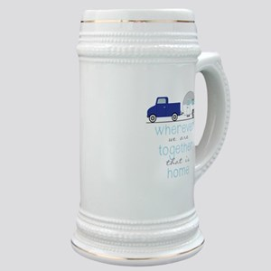 That Is Home Stein