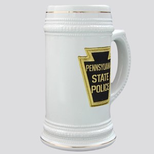 Penna. State Police Stein