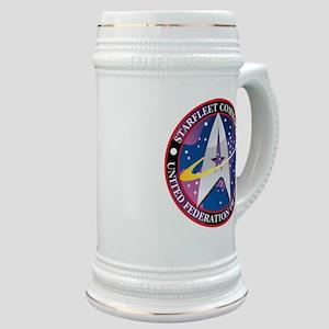 StarFleet Command Stein